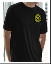 Black T yellow logo